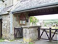 Lych gate, St Pancras Church, Widecombe-in-the-Moor - geograph.org.uk - 935198.jpg