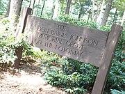 Lyndon B Johnson Memorial