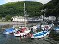Lynmouth Harbour - geograph.org.uk - 1412426.jpg