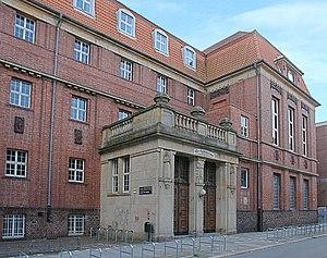 Lyceum Kleine Helle - Bremen, Kleine Helle 7–9.jpg