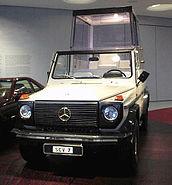 MHV MB W460 230G Pope 1980 01