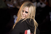 Lavigne in the 2007 MuchMusic Video Awards.