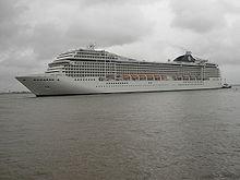 Crucero buque de pasajeros wikipedia la enciclopedia for Msc meraviglia wikipedia