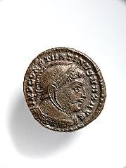 Nummus de Constantin I 98.14.230