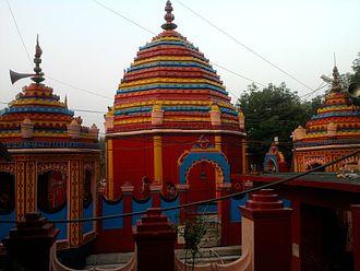 Chhinnamasta Temple - Image: Maa Chhinnamasta Temple