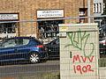 Maastricht 2012 elektriciteitskastje met graffiti MVV.JPG