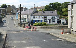 Machine Street from Chapel Street, Porth Amlwch - geograph.org.uk - 1411141.jpg