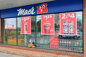 Mac's Convenience Stores - Mac's in Toronto