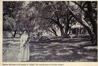 Modjeska House United States historic place