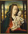 Madonna with Child, artist unknown, c. 1500 - Museum M - Leuven, Belgium - DSC05104.JPG