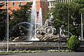 Madrid. La Cibeles square. Spain (2860980200).jpg
