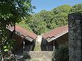 Magny-en-Vexin (95), lavoir couvert, rue du Village à Arthieul 1.JPG