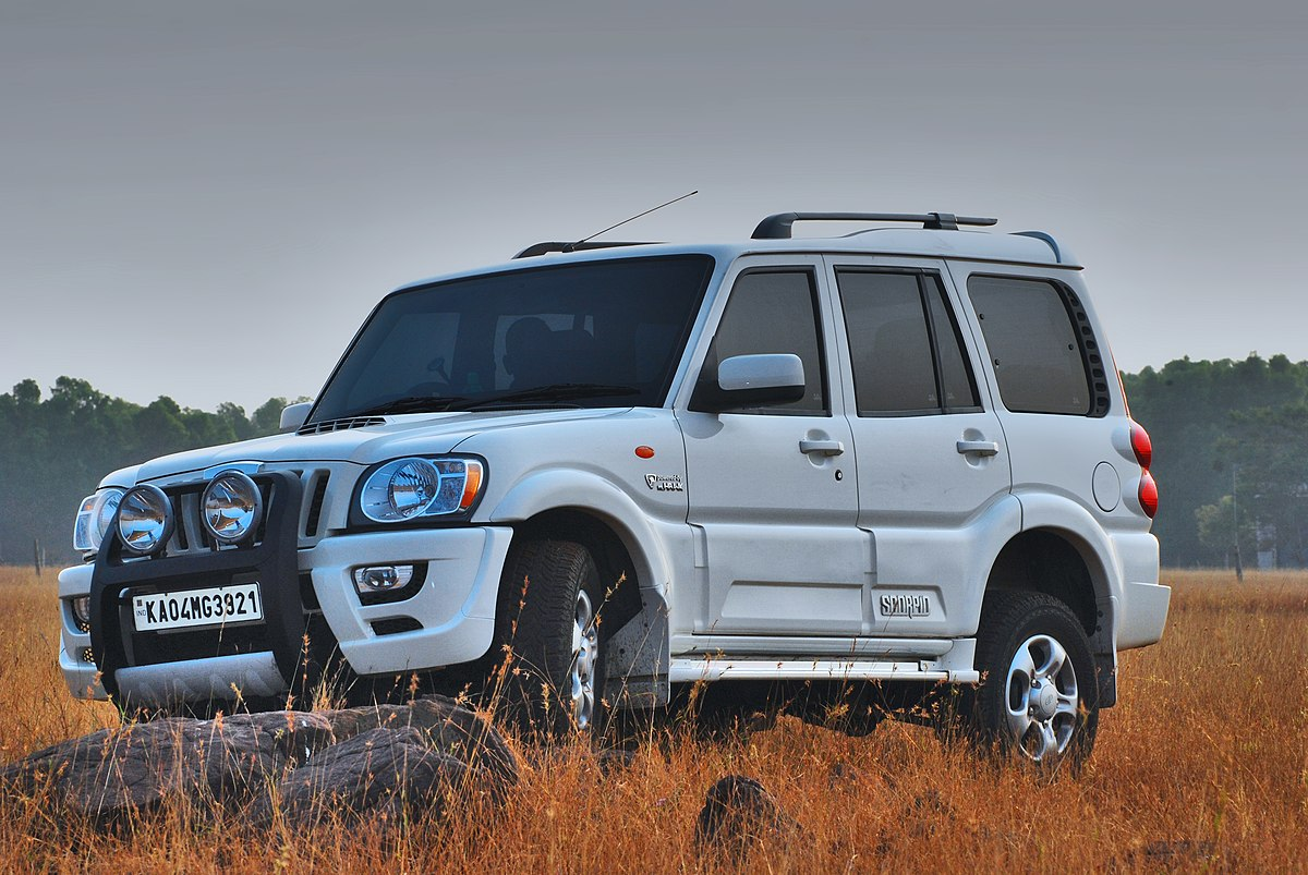 Mahindra Scorpio Car Body Cover
