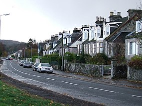 Main Road, Langbank - geograph.org.uk - 607456.jpg
