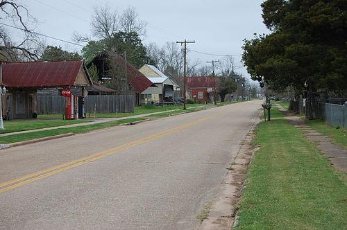 Cloutierville mailbbox