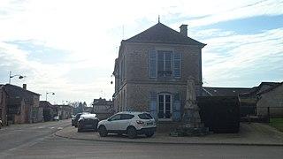 Hampigny Commune in Grand Est, France