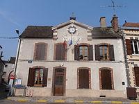 Mairie de Cezy (Yonne) France.JPG