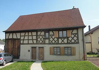 Hellimer - The Bonert house, in Hellimer