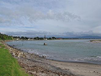 Maketu - The bay of Maketu