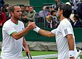 Malisse and Verdasco (9288766482).jpg