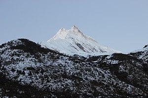 Manaslu - Manaslu Peak