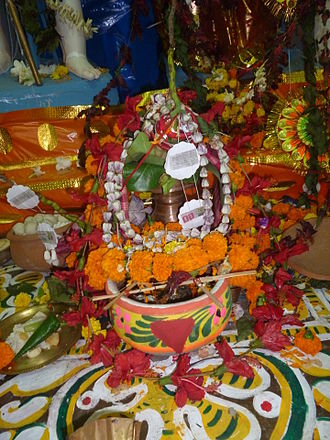 Annapurna Devi Mata - Annapoorna