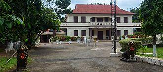 Kumasi - Manhyia Palace and Museum in Kumasi