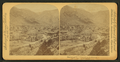 Manitou and Pikes Peak, Colorado, U.S.A, from Robert N. Dennis collection of stereoscopic views.png