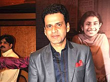 Manoj Bajpayee at Society Interiors Building Design Awards 2011.jpg