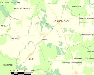 Map commune FR insee code 21511.png