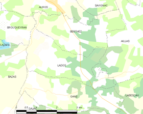 Map commune FR insee code 33216.png