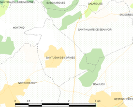Map commune FR insee code 34265.png