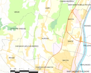 Map commune FR insee code 71235.png