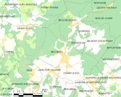 Map commune FR insee code 88078.png