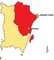 Map of Gelugor, George Town, Penang.png
