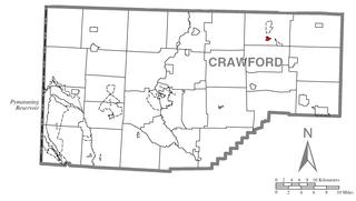 Lincolnville, Pennsylvania Census-designated place in Pennsylvania, United States
