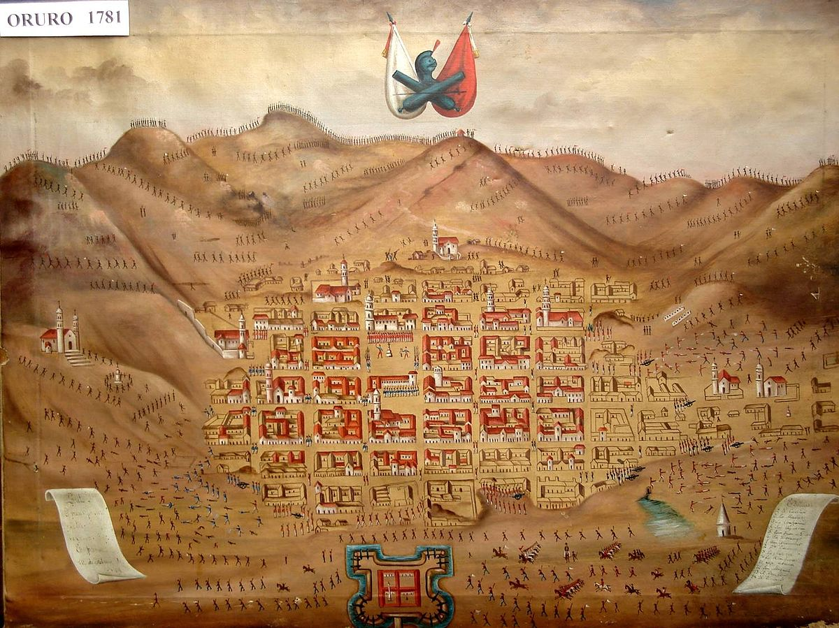 Rebeli n de oruro wikipedia la enciclopedia libre for 5 principales villas ocultas