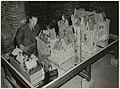 Maquette van het Slot Brederode vervaardigd door de heer G.v.d. Kort. De maquette wordt bewaard bij de Rijksmonumentendienst.JPG