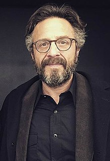 Marc Maron American comedian, podcaster, writer, and actor
