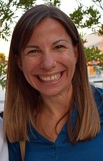 Margarita Marinova Bulgarian-born Canadian aeronautical engineer
