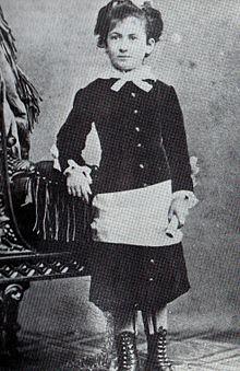 Maria Montessori a dieci anni
