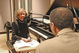 Marian McPartland - Marian McPartland interviews Ramsey Lewis on her radio show, Marian McPartland's Piano Jazz in 2009