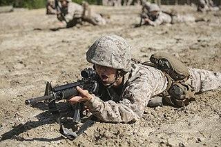 United States Marine Corps Recruit Training
