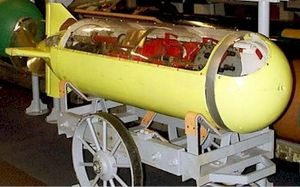 Mark 24 mine - Mark 24 acoustic torpedo