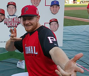 Mark Melancon - Melancon, during his tenure with the Pittsburgh Pirates, at the 2015 All-Star Game