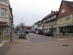 Marktstraße in Seesen
