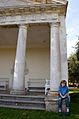 Marni at the Doric Temple, Petworth.jpg