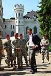 Maroon berets in downtown Riga, 173rd Airborne paratroopers explore Latvian capital 140522-Z-AW999-002.jpg
