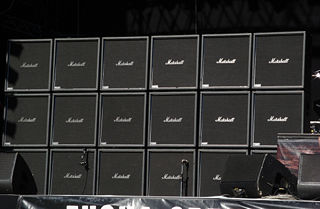 Marshall Amplification Company