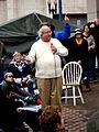 Marshall Ganz speaking at Occupy Boston.jpeg